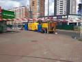 В Киеве у метро раздался взрыв, обезврежены два самодельных устройства
