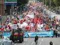 В Германии прошли массовые акции против свободной торговли с США