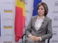 Крым – это Украина: Новый президент Молдовы озвучила свою позицию