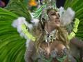 Карнавал в Рио: в Бразилии проходит знаменитый фестиваль