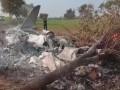 В Пакистане разбился военный самолет, есть жертвы