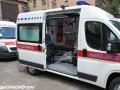 В Киеве с восьмого этажа горбольницы выпал пациент