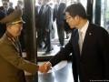 Южная Корея объявила о возобновлении переговоров с КНДР
