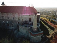 С замка Паланок в Мукачево уберут венгерскую символику - СМИ