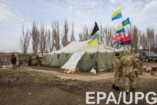 Украина прекращает торговлю с ОРДЛО