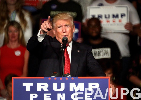 Трамп: Надеюсь, сПутиным будут отличные отношения