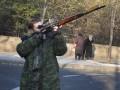 Обстрел Попасной и конвоя под Мариуполем. Карта АТО за 5 ноября