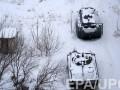 Боевики обстреляли Авдеевку из танка