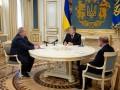 Порошенко рассказал про законопроект о коллаборантах