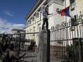 Погром посольства России в Киеве глазами документалиста (видео)