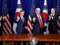США и Южная Корея подписали новое соглашение о свободной торговле