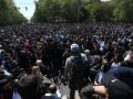 Протестующие в Ереване блокируют центральные улицы