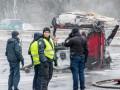 ДТП на Заболотного: фото с места жуткой автокатастрофы