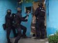 Под Николаевом спецназ штурмовал дом вооруженных наркоторговцев
