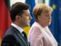 Меркель выступили за прямые переговоры Путина и Зе