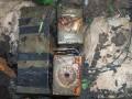 В Харьковской области военные обезвредили самодельную взрывчатку