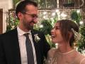 Лещенко женился на ди-джее Топольской