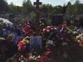 Опубликованы фото и видео свежих могил тамбовских спецназовцев