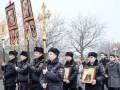 В России провели крестный ход против ДТП