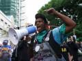 В Портленде продолжаются массовые беспорядки