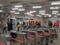 В Киеве после ремонта открыли вестибюль станции Левобережная