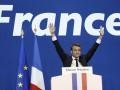 Выборы президента Франции: итоги первого тура