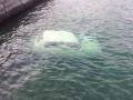 В Одессе на дне моря нашли автомобиль с трупом внутри