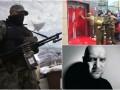 Итоги 13 февраля: инцидент на Чонгаре, Сбербанк в краске и пополнение в рядах боевиков ДНР