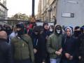 Столкновения в Запорожье: 17 задержанных