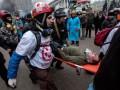 Пострадавшим на Майдане предоставили льготы участников боевых действий