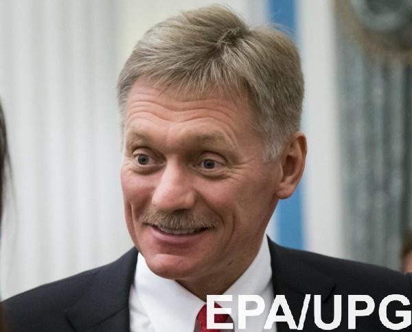 Песков не видит смысла в переговорах Путина и Порошенко