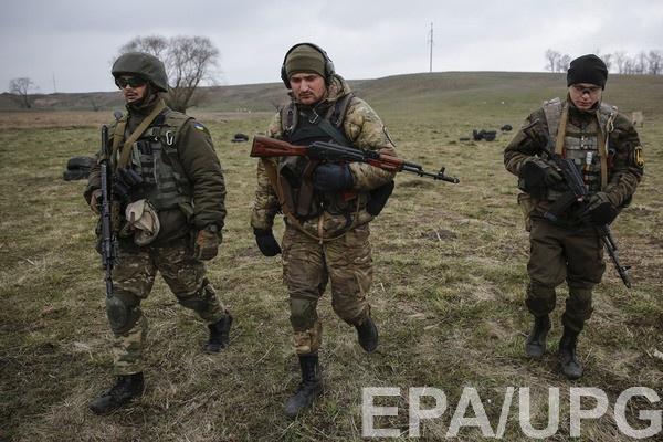 Операция Объединенных сил на Донбассе