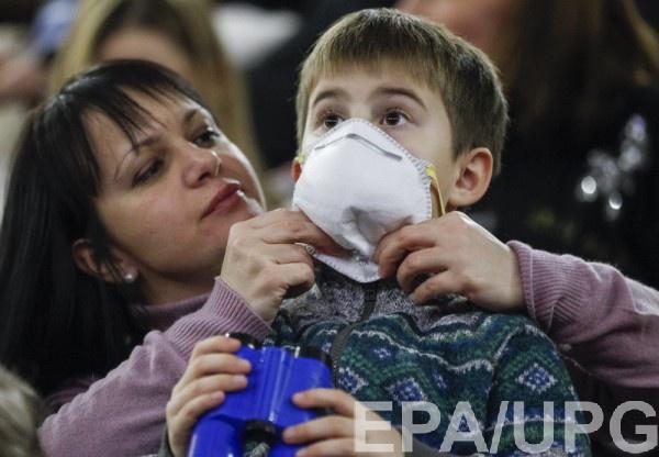 Украинцы продолжают умирать от гриппа