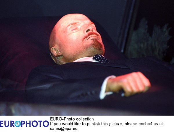 В Госдуме внесли законопроект о перезахоронении Ленина