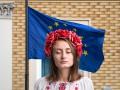 Сколько киевлян поддерживают вступление Украины в ЕС