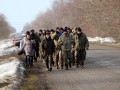 Бойцы 53-й бригады отправились пешком в Николаев требовать лучших условий