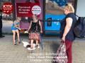 В Киеве маршрутчик зажал пенсионерку дверью и протащил по асфальту
