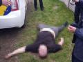 В Днепре хулиган умер в полицейском авто через 10 минут после задержания