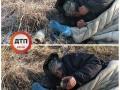 В Киеве из больницы выбросили человека умирать в лесопосадку