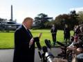 Трамп обратился к американцам на фоне слушаний по импичменту