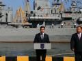 В Одессе показали два новых катера для военных