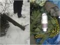 В Черкассах двое мужчин разгуливали по городу с гранатометом в сумке