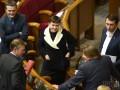 Батькивщина официально исключила Савченко из фракции