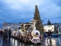 Новогодний Киев: Опубликованы яркие фото столицы