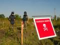 Боевики минируют местность вокруг КПВВ под видом обустройства территории