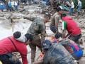 В Чили более 10 человек погибли в результате схода оползня