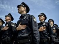 В Украине впервые отмечают День полиции