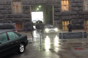 Министры покидают Кабмин