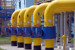 Транзит газа через Украину вырос из-за
