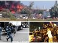 Итоги выходных: попытка переворота в Турции, захват в Ереване и пожар в Поповке